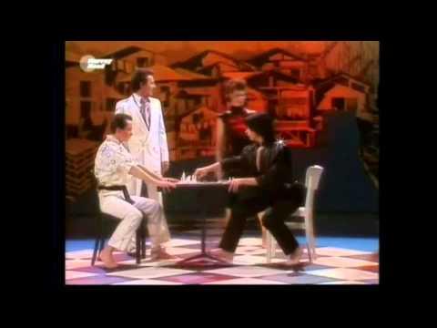 Murray Head (With ABBA) - One Night In Bangkok [Kultnacht] (1984)