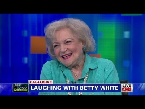 Betty White on love, marriage