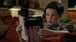 Young Sheldon compilation part 13  Best moments of young Sheldon