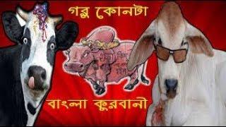 bangla cow funny video ||  2018-bangla cow funny video || funny and fun