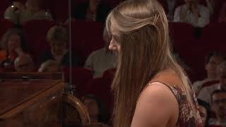 Aleksandra Świgut – F. Chopin,  Barcarolle in F sharp major, Op. 60 (First stage)