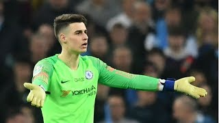 Chelsea stitched up like a Kepa as wounded United hold Liverpool | THE FOOTBALL SHOW