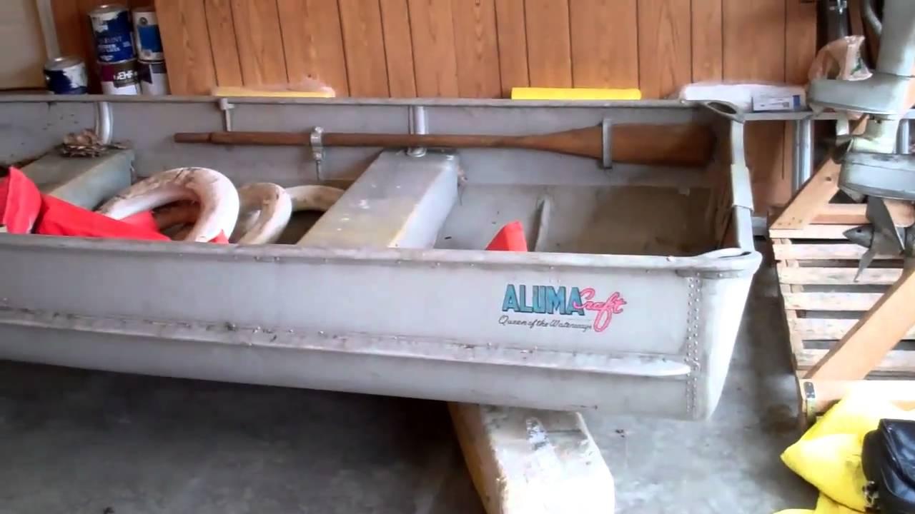 pics Alumacraft Model FD anyone
