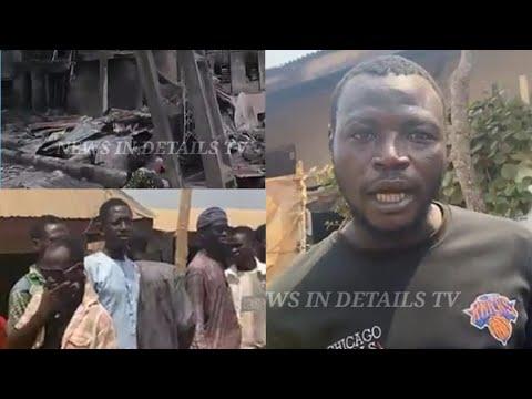 SASHA MARKET CRISIS UPDATE Đ HÀÙŞÁŠ SPEAKS ØF Đ ĶĮĽĹÌÑĢ @ IBADAN MUST WATCH/NEWS IN DETAILS TV