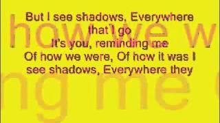 Shadows: westlife