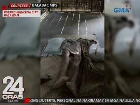 24 Oras: Lalaki, patay at nangalahati ang katawan matapos umanong atakihin ng buwaya sa Palawan
