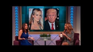 Hot Topics & Wendy With Porn Star Stormy Daniels Interviewer Jordi Lippe-McGraw