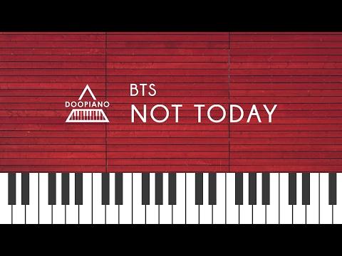 방탄소년단 (BTS) - Not Today Piano Cover