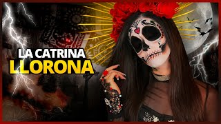 LA CATRINA LLORONA: AYYYYY MIS HIJOS! | FUSIONANDO LA LEYENDA URBANA CON UN ICONO DE NUESTRA CULTURA