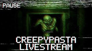 Creepypasta Horror Stories Radio- 24/7 - Scary stories to relax/study to