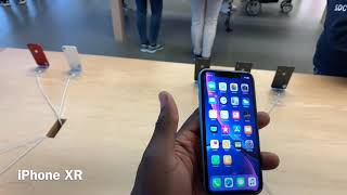 hOW to HARD RESET or RESTART the iPHONE XR