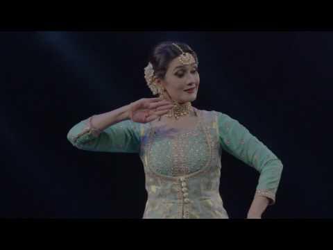 """Yasmin Singh Kathak  - """"Tarana"""""""