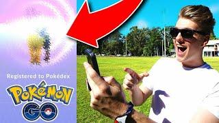 CATCHING THE RAREST GENERATION 2 POKEMON? (Pokemon Go)