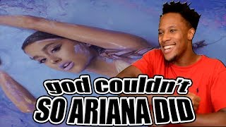ARIANA GRANDE - GOD IS A WOMAN REACTION [LYRIC VIDEO] | @Shellitronnn