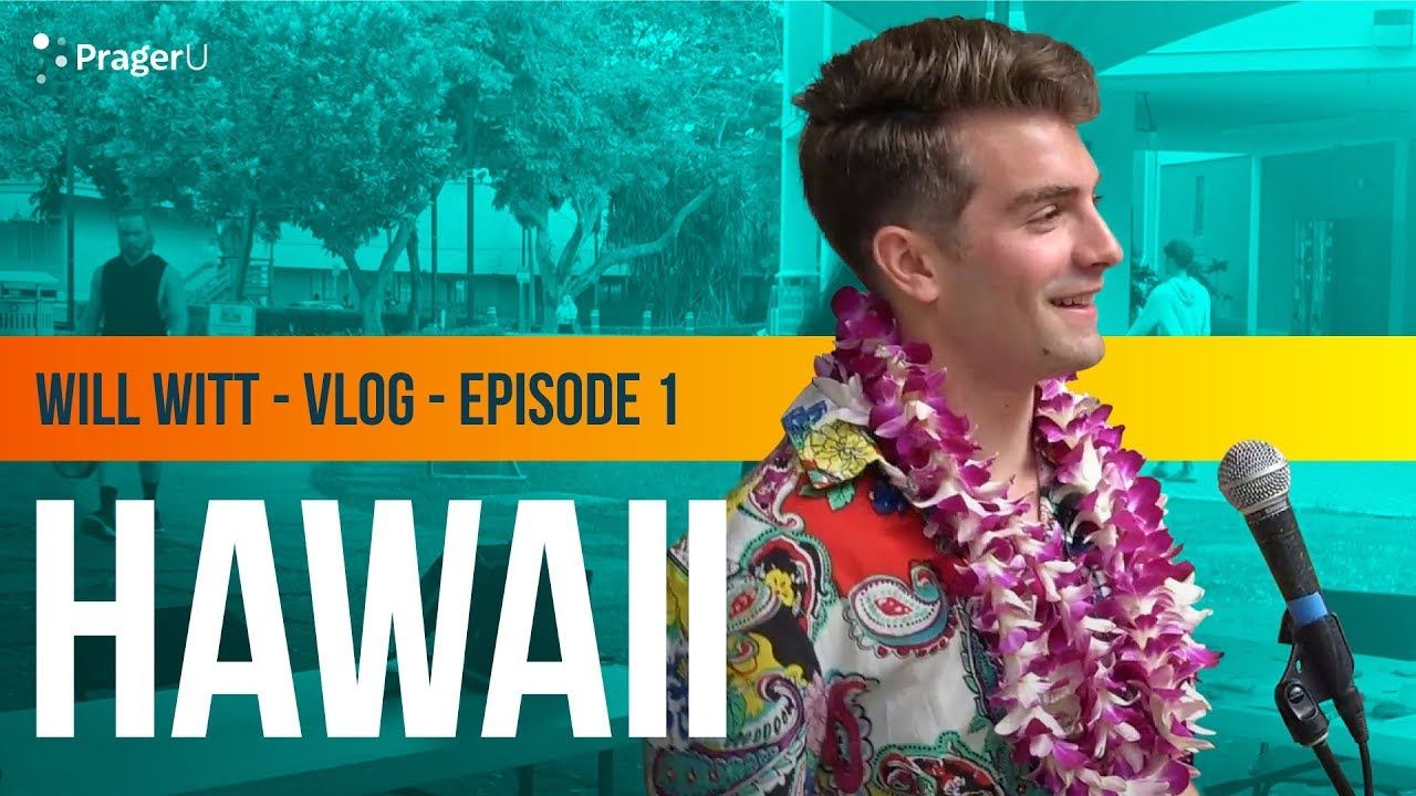 Will Witt's VLOG - Episode 1: Hawaii