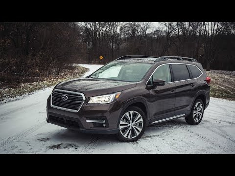 EXCELLENT! 2020 SUBARU ASCENT NEW FEATURES