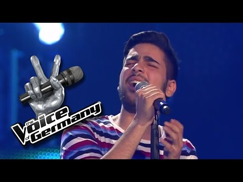 I Look To You - Whitney Houston | Can Yalin Cover | The Voice of Germany 2015 | Audition