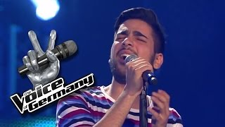 I Look To You - Whitney Houston   Can Yalin Cover   The Voice of Germany 2015   Audition