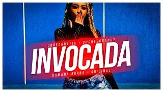 LUDMILLA - INVOCADA FEAT LEO SANTANA ( COREOGRAFIA OFICIAL DVD HELLO MUNDO)/ @RAMANABORBA