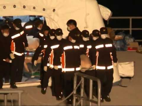 Bodies of two Chinese retrieved from sunken Korean ferry