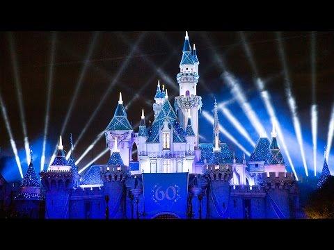 Disneyland Forever Fireworks Full Show 4K Ultra HD