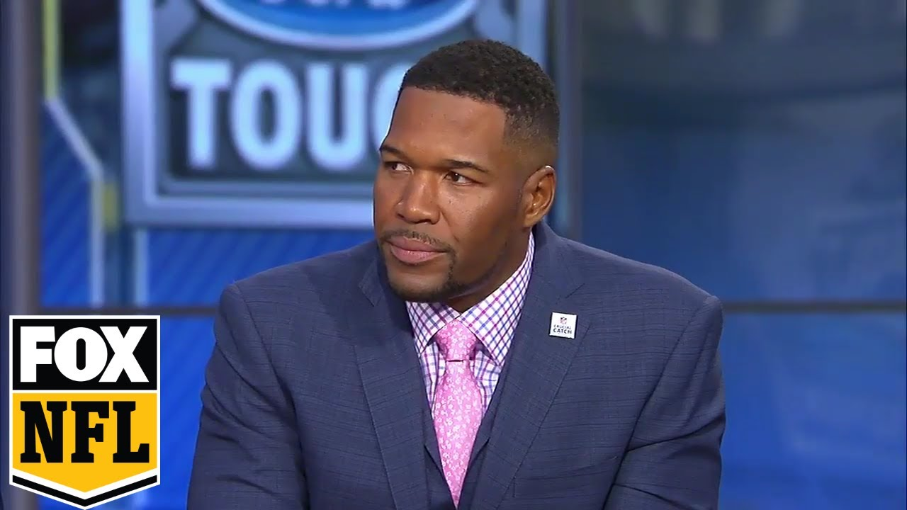 Michael Strahan On Cam Newton His Comment Was Stupid But Not