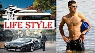 Novak Djokovic Biography | Family | Childhood | House | Net worth | Car collection | Life style