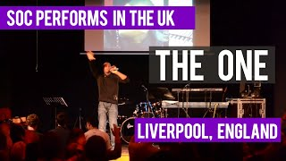 "SOC Live in the UK (3 of 4): ""The One"" at Bridge Chapel, Liverpool UK (@RebirthofSOC)"