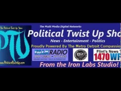 PoliticalTwistUp.com PTU Show from 8.24.13