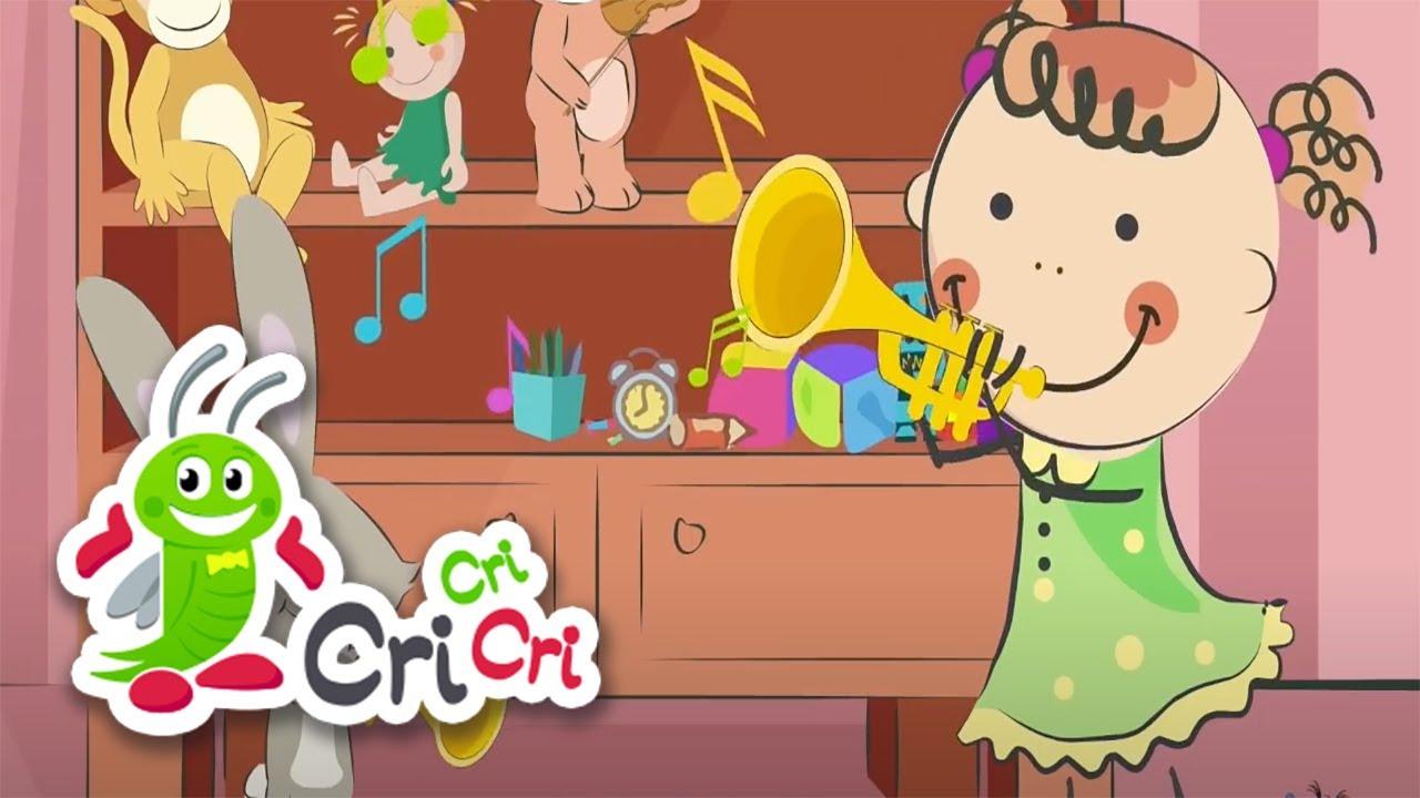 A, a, a, acum e toamna, da! - colaj cantece de toamna pentru copii   CriCriCri #cantecepentrucopii