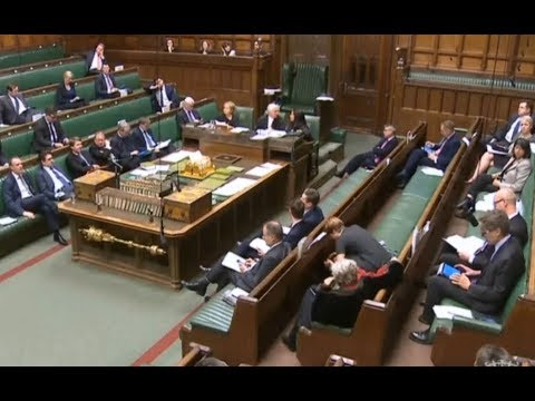 EU Withdrawal Bill - Committee of the whole House of Commons, 13 December 2017
