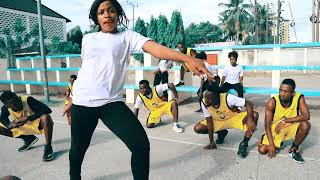 Skales Ft. Harmonize - FIRE WAIST (Official Dance Video).mp3