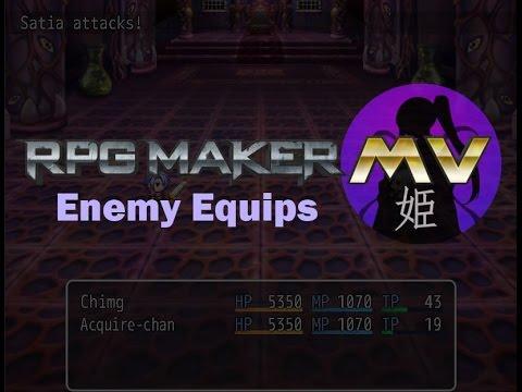Enemy Equips – 姫HimeWorks