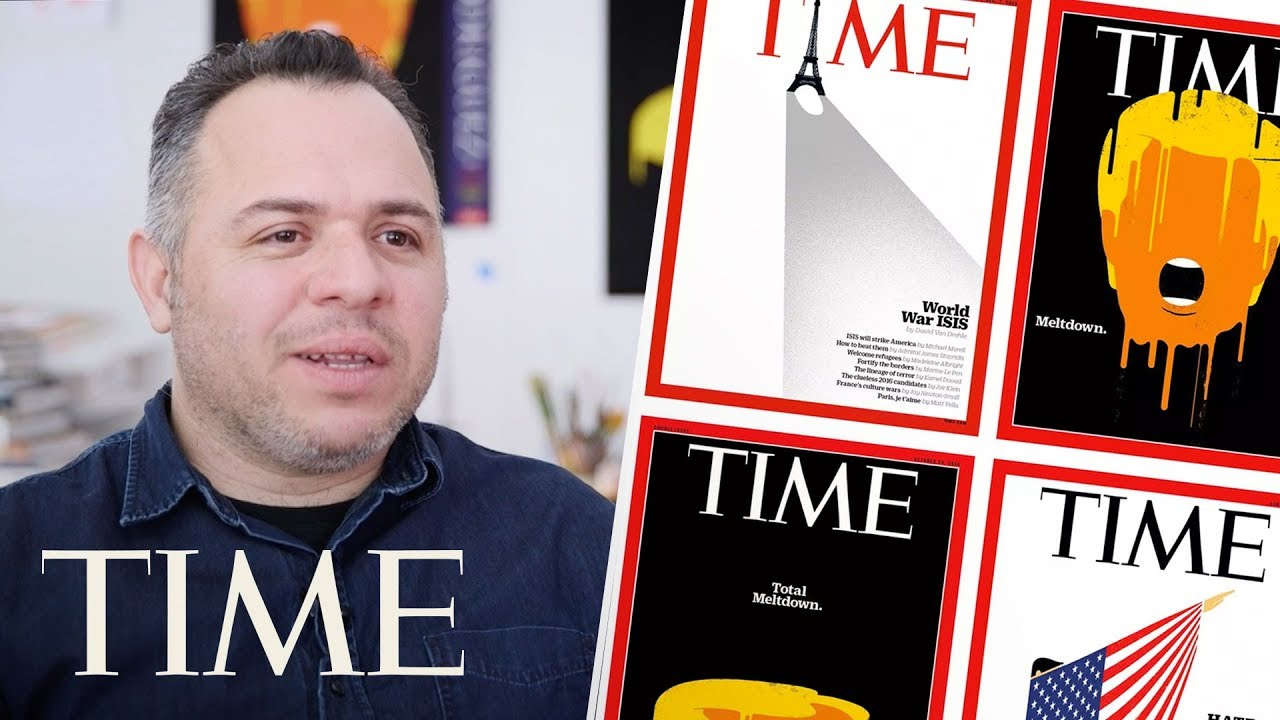 Edel Rodriguez, TIME Cover Artist, On Why He Works In News And Political Art | TIME