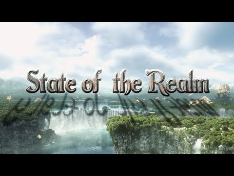 State of the Realm #151 - Live Letter 41 Recap
