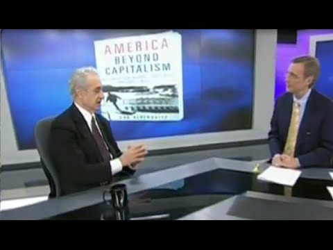 Workplace Democracy and Worker-ownership -- Thom Hartmann interviews Gar Alperovitz
