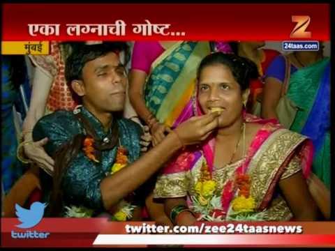 Mumbai Organisation Held Handicapped Various Marriages