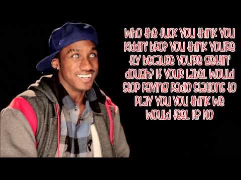 Hopsin - Forever Ill Lyrics [Pound Syndrome]