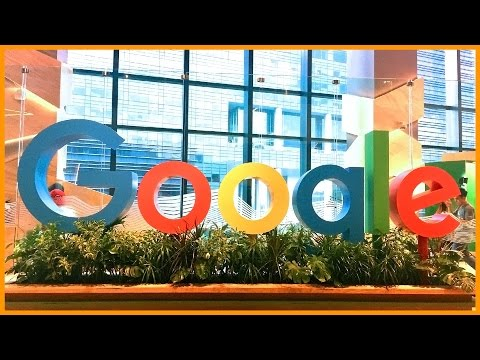 Google Singapore Office Tour! | YouTube Creator Day
