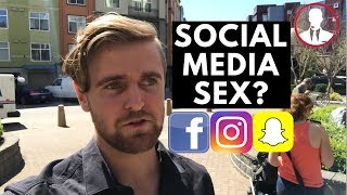 Social Media Sex? Easiest Way To Attract Women Off Facebook/Instagram/ Snapchat (W/o Being Creepy)
