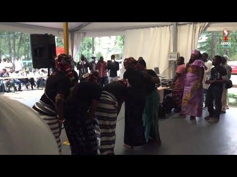 Mandiga   Musique Traditionnelle Bissa【Clip Audio】