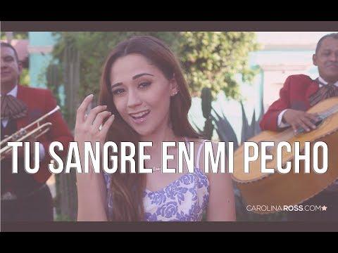 Tu sangre en mi cuerpo - Pepe Aguilar ft. Angela Aguilar (Carolina Ross cover)