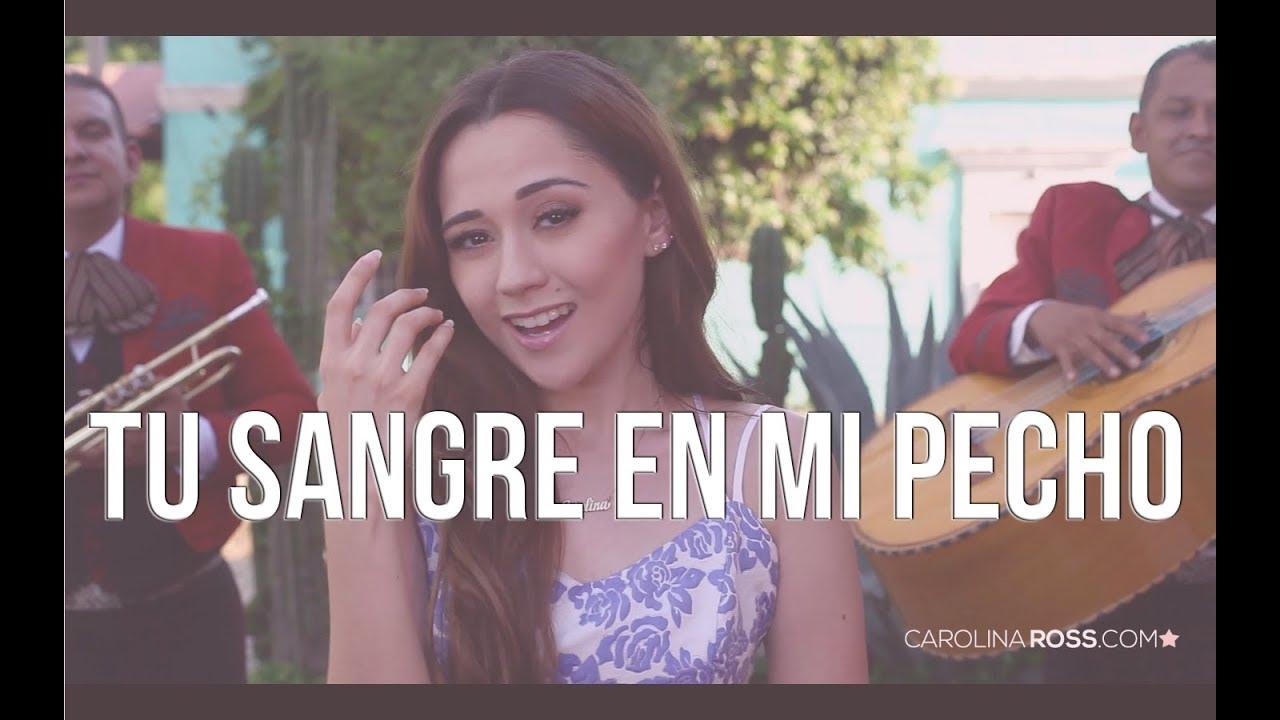 Tu Sangre En Mi Cuerpo Pepe Aguilar Ft Angela Aguilar Carolina
