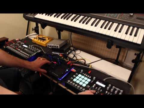 Elektron Techno mix (Rytm and Analog four)