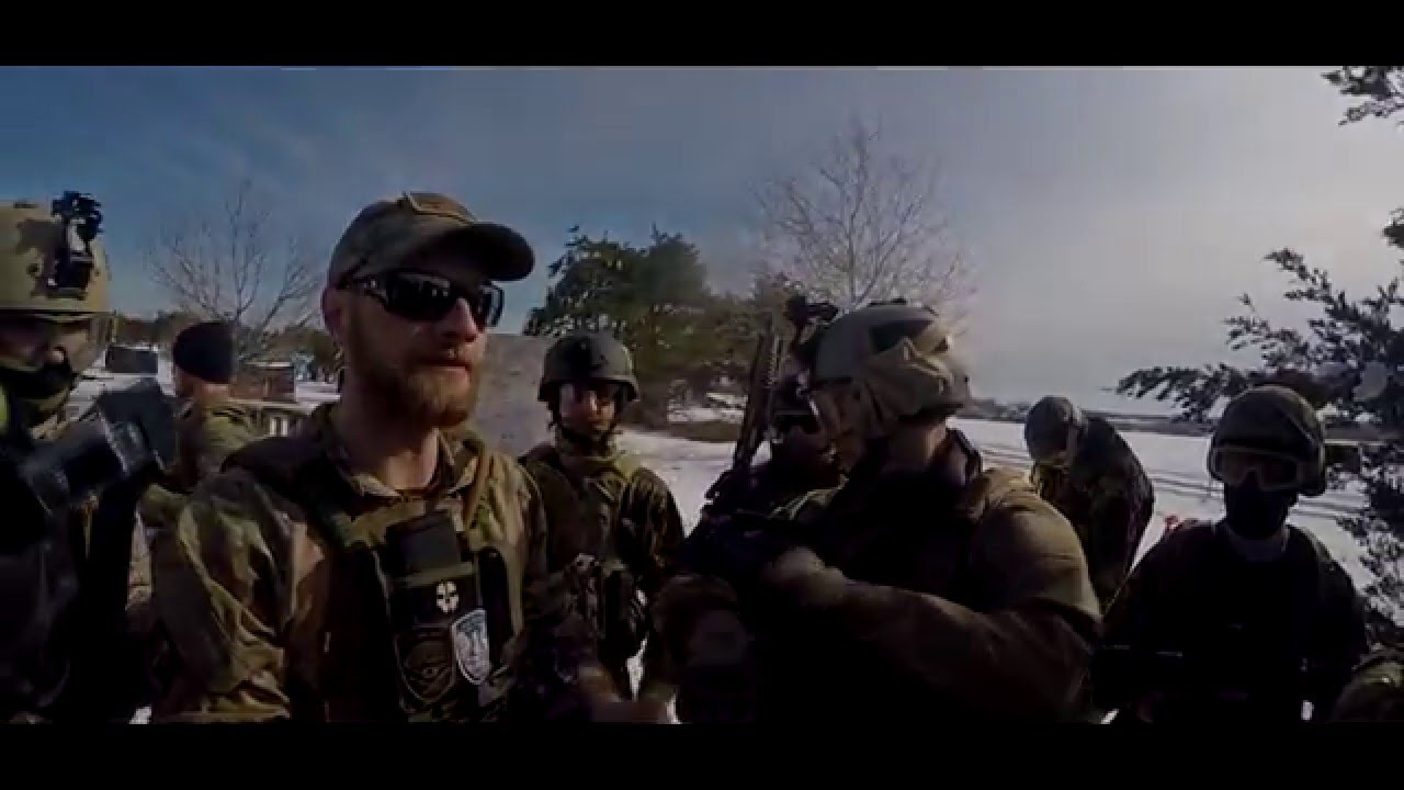 Operation Crimson Skies IV: Airsoft Cinematic