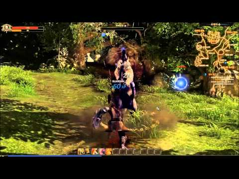 Bless Online Official First Look Gameplay Preview 1080p