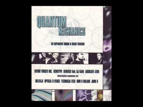 Future Forces Inc Quantum Mechanics  Drum N Bass Renegade Hardware TOV Renegade 1998