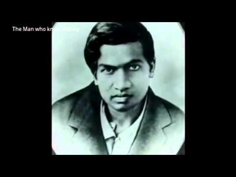 The Man Who Knew Infinity |  Srinivasa Ramanujan