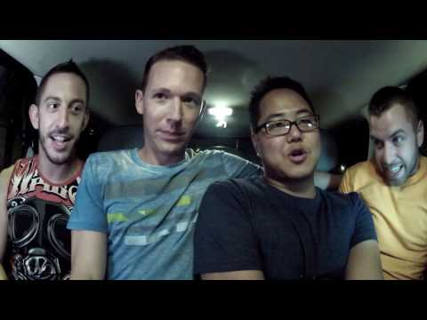 Boston Cab Bobby and 4 gays