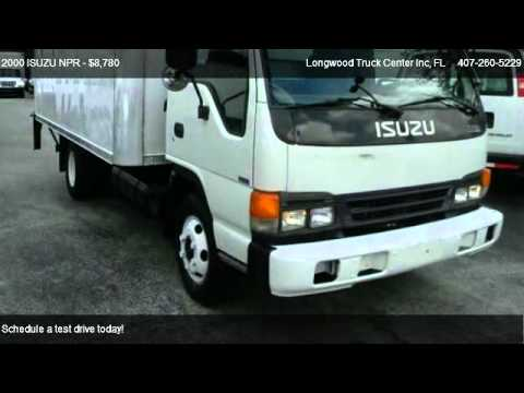 2000 ISUZU NPR   For Sale In Longwood, FL 32750